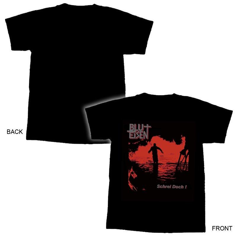 Blut+Eisen-Schrei doch! T-Shirt-M