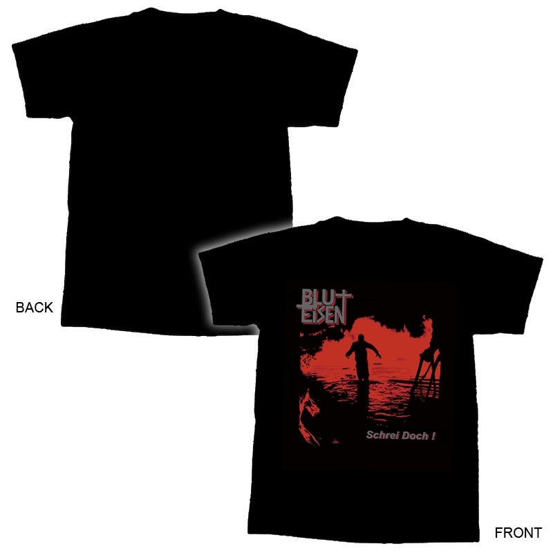 Blut & Eisen - Schrei Doch! T-Shirt - XXL