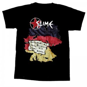 SLIME-Deutschland muß sterben...( LTD. 200 copies)  TS - XL