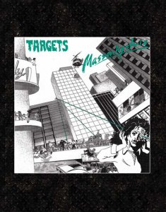 Targets- Massenhysterie CD