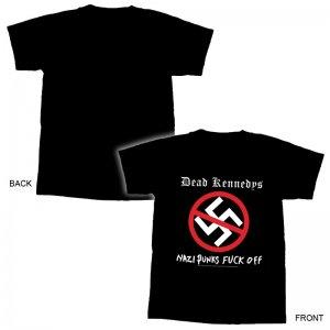 Dead Kennedys - Nazi Punks fuck off TS - S