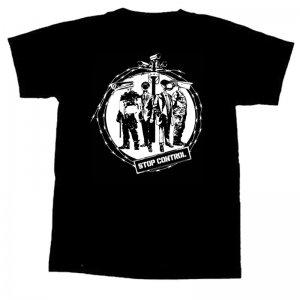 NO CONTROL - T-Shirt-M