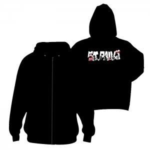 ST.PAULI- Logo ANTIFA Zipper - S