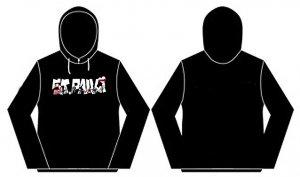 St.Pauli- Antifa Hoodie -M