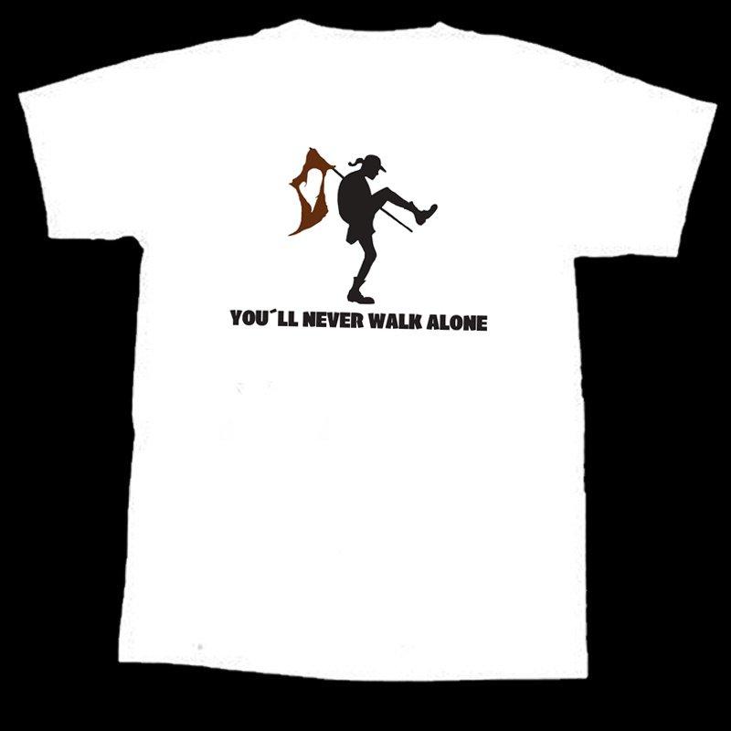 You Never Walk Alone - T-Shirt