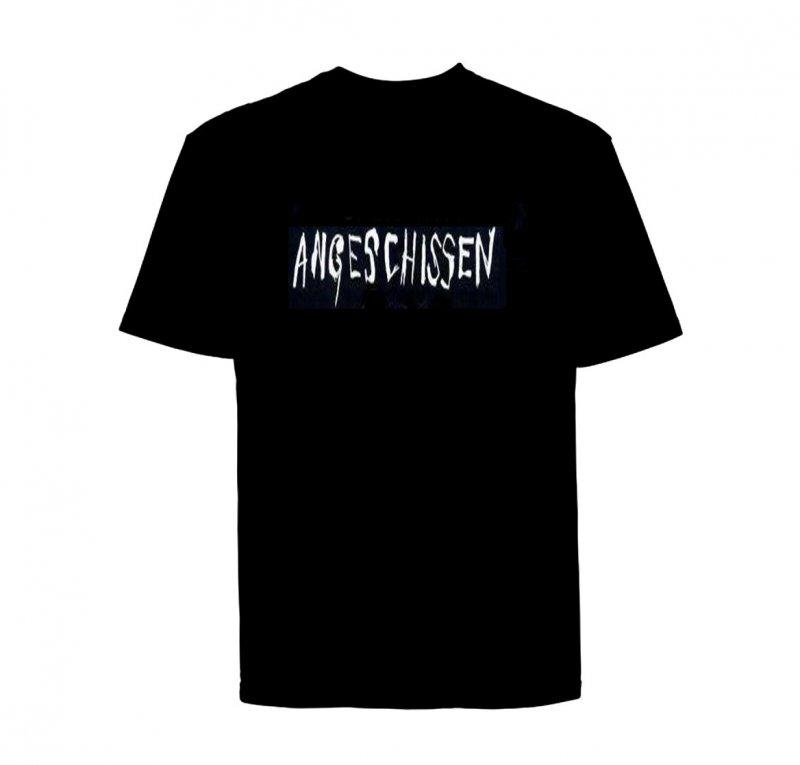 ANGESCHISSEN - Logo T-Shirt
