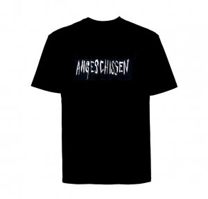 ANGESCHISSEN - Logo T-Shirt