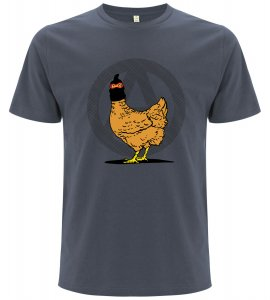 HUHN T-Shirt ( Earth Positive)