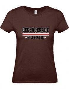 GEGENGERADE-Millerntor Tailliert