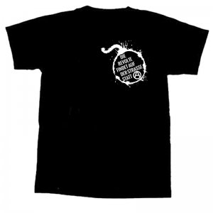 BOMBE-Die Revolte..( POCKETPRINT).T-Shirt