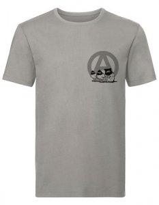3 Vermummte - T-Shirt ( STONE )