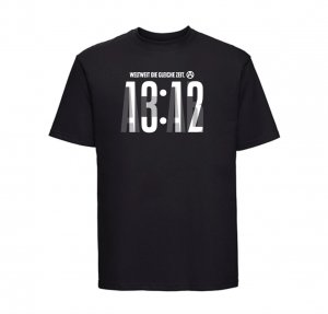 1312-ACAB- Black T-Shirt