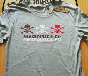 MAGISCHER FC T-Shirt hellgrau